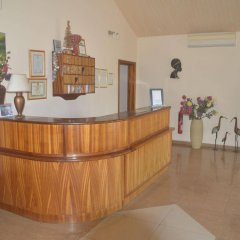 Отель Elmina Bay Resort интерьер отеля