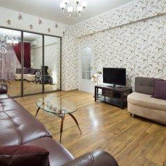 Апартаменты MosApts Apartment at Kiyevskaya комната для гостей фото 3