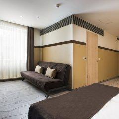 Promenade City Hotel Будапешт комната для гостей фото 7
