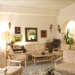Villa Mora Hotel Джардини Наксос интерьер отеля