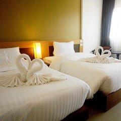 Отель Breezotel Стандартный номер с различными типами кроватей фото 4