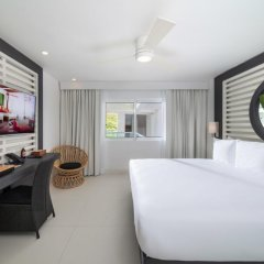 S Hotel Jamaica комната для гостей