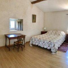 Отель Campagne Saint Jean de Matha комната для гостей