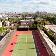 Le Parc Suite Hotel спортивное сооружение