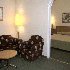 Гостиница Октябрьская 4* Стандартный номер с двуспальной кроватью фото 8