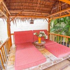 Отель Coconut Paradise Villas балкон