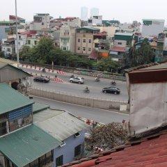 Parkson Hotel Hanoi балкон