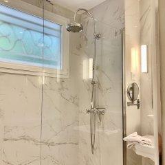 Отель Le Voilier - Sea View Франция, Виллефранш-сюр-Мер - отзывы, цены и фото номеров - забронировать отель Le Voilier - Sea View онлайн ванная фото 2