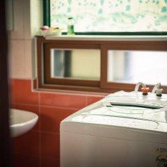 Отель Hostel Korea Original Южная Корея, Сеул - отзывы, цены и фото номеров - забронировать отель Hostel Korea Original онлайн ванная