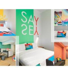 Colors Budget Luxury Hotel Салоники фото 4