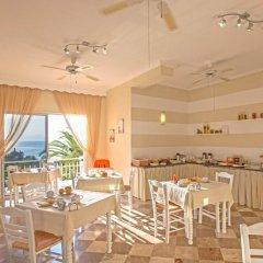 Отель Aurora Hotel Греция, Корфу - 1 отзыв об отеле, цены и фото номеров - забронировать отель Aurora Hotel онлайн питание фото 3