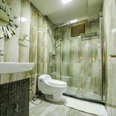 Отель Newtown Inn Мальдивы, Северный атолл Мале - отзывы, цены и фото номеров - забронировать отель Newtown Inn онлайн ванная