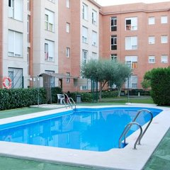 Отель Apartamentos Vértice Bib Rambla Испания, Севилья - отзывы, цены и фото номеров - забронировать отель Apartamentos Vértice Bib Rambla онлайн с домашними животными