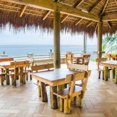 Paraiso Rainforest and Beach Hotel питание