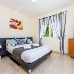 Отель Villa Zacharia Кипр, Протарас - отзывы, цены и фото номеров - забронировать отель Villa Zacharia онлайн комната для гостей