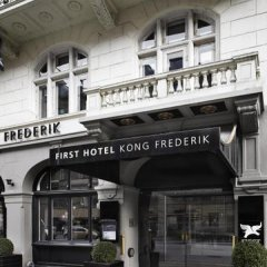 First Hotel Kong Frederik фото 19