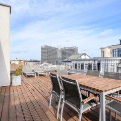 Отель B-aparthotel Grand Place Бельгия, Брюссель - 2 отзыва об отеле, цены и фото номеров - забронировать отель B-aparthotel Grand Place онлайн балкон