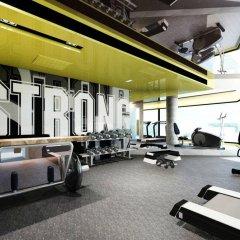 Отель Mera Mare Pattaya фитнесс-зал фото 4
