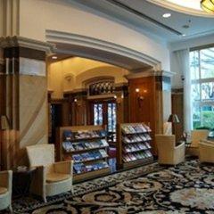 Shanghai Rich Garden Hotel интерьер отеля