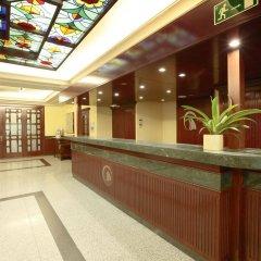 Отель Prestige Victoria Hotel Испания, Курорт Росес - 1 отзыв об отеле, цены и фото номеров - забронировать отель Prestige Victoria Hotel онлайн интерьер отеля