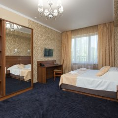 Hotel Briz Калининград комната для гостей