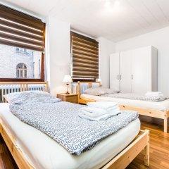 Отель Ferienwohnung Köln Mülheim Кёльн комната для гостей фото 3