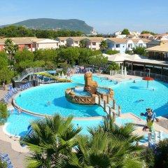 Отель Villaggio Centro Vacanze De Angelis Нумана бассейн фото 2