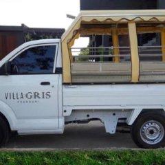 Отель Villa Gris Pranburi городской автобус