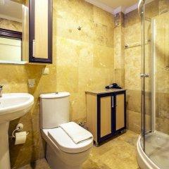 Villa Galeri Турция, Патара - отзывы, цены и фото номеров - забронировать отель Villa Galeri онлайн ванная