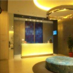 Отель Hanting Express Xiamen Jimei University North Branch Китай, Сямынь - отзывы, цены и фото номеров - забронировать отель Hanting Express Xiamen Jimei University North Branch онлайн интерьер отеля фото 2