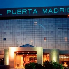 Hotel Silken Puerta Madrid фото 12