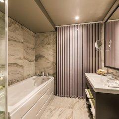 Отель All Seasons Residence Hotel Болгария, София - отзывы, цены и фото номеров - забронировать отель All Seasons Residence Hotel онлайн ванная фото 2