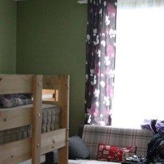Dostoevsky Hostel комната для гостей
