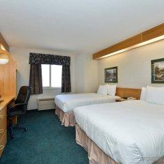 Отель Canadas Best Value Inn Langley Лэнгли комната для гостей фото 2