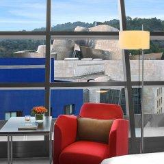 Gran Hotel Domine Bilbao гостиничный бар
