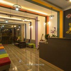 Отель Minh Thanh 2 Далат спа