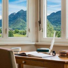 Die Wasnerin G'sund & Natur Hotel удобства в номере фото 2