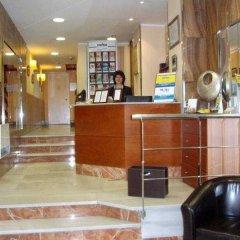 Отель Cityexpress Covadonga Испания, Овьедо - отзывы, цены и фото номеров - забронировать отель Cityexpress Covadonga онлайн интерьер отеля фото 3