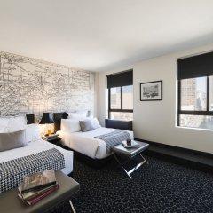 The Mayfair Hotel Los Angeles комната для гостей