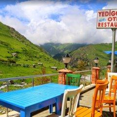 Yedigoller Hotel & Restaurant Турция, Узунгёль - отзывы, цены и фото номеров - забронировать отель Yedigoller Hotel & Restaurant онлайн питание фото 2