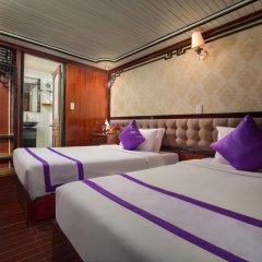 Отель Halong Lavender Cruises комната для гостей фото 4