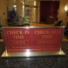 Отель 4Mex Inn Мюнхен интерьер отеля