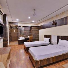 Hotel puneet international комната для гостей фото 4