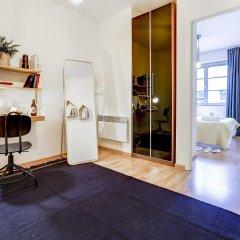 Апартаменты Sweet Inn Apartments Godecharles Брюссель комната для гостей фото 3