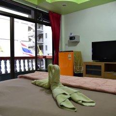 Отель Puphaya Budget 122 Паттайя комната для гостей