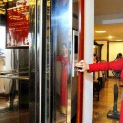 Отель Hanoi 3B Ханой фитнесс-зал
