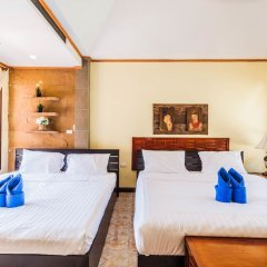 Отель Chateau Dale Villas By Psr Паттайя комната для гостей фото 4