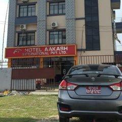 Отель Aakash International Непал, Лумбини - отзывы, цены и фото номеров - забронировать отель Aakash International онлайн парковка