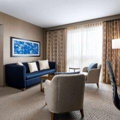 Отель Sheraton Toronto Airport Hotel & Conference Centre Канада, Торонто - отзывы, цены и фото номеров - забронировать отель Sheraton Toronto Airport Hotel & Conference Centre онлайн комната для гостей фото 3