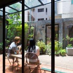 Cho Hotel фитнесс-зал